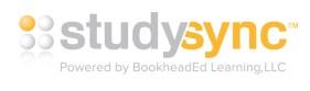 Studysync logo