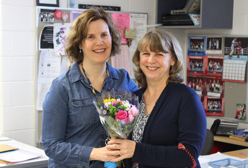 R. A. Horn And Franklin B. Walter Awards For Outstanding Educator And Outstanding Student Thumbnail Image