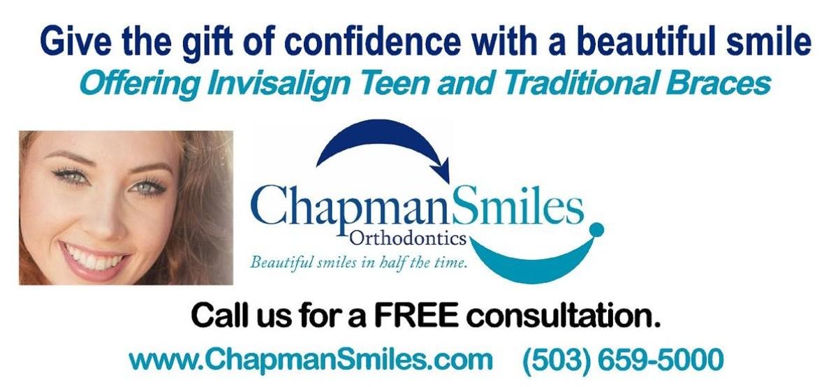 Chapman Smiles logo