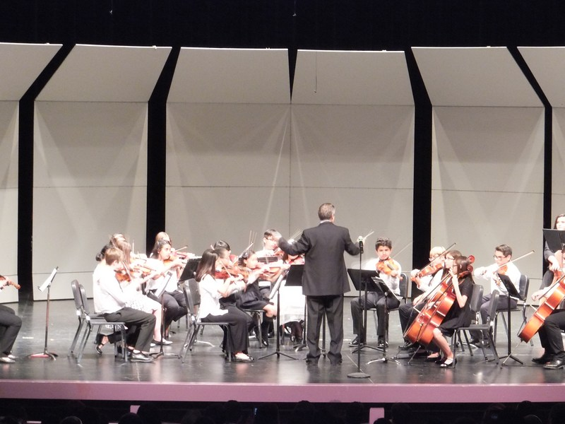 Corfman and Southwest High School Orchestra Concert ~ Thursday, May 25, 2017 Thumbnail Image