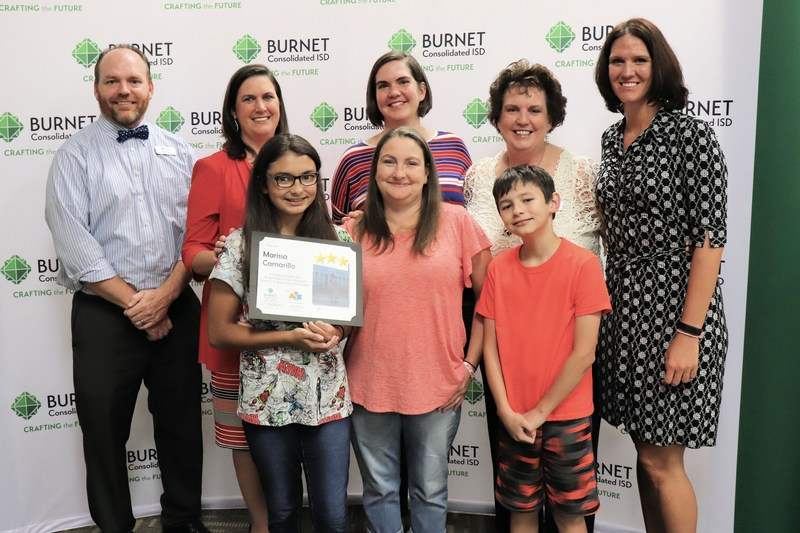 BMS Student Receives National Honor from Dept. of Ed. Thumbnail Image