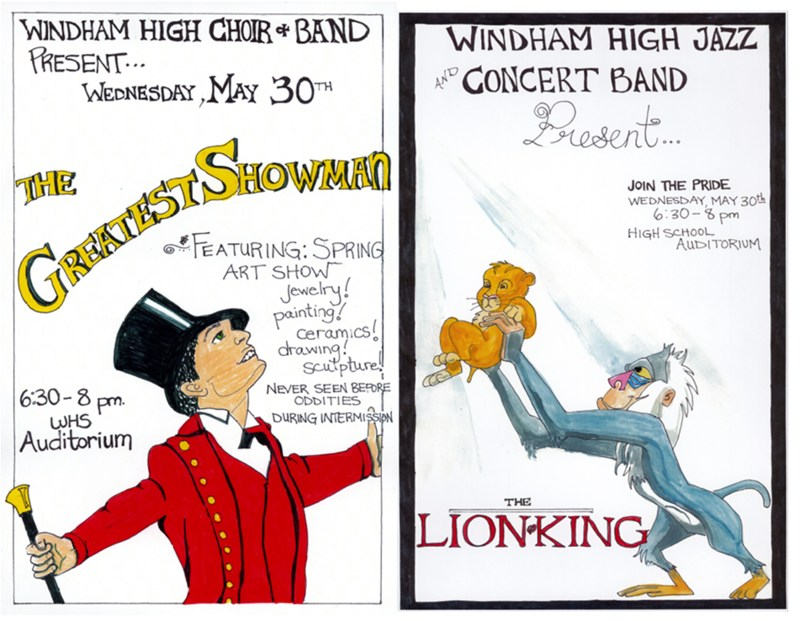 Windham High School's Music Performances May 30th Thumbnail Image