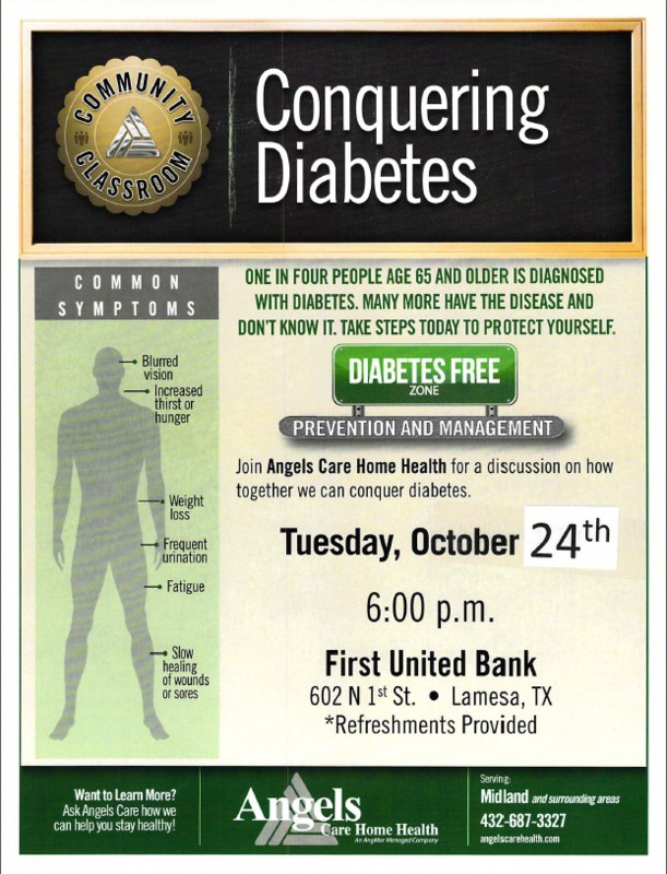 Conquering Diabetes Thumbnail Image