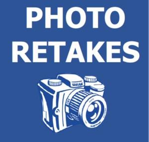 Photo Re-take Day