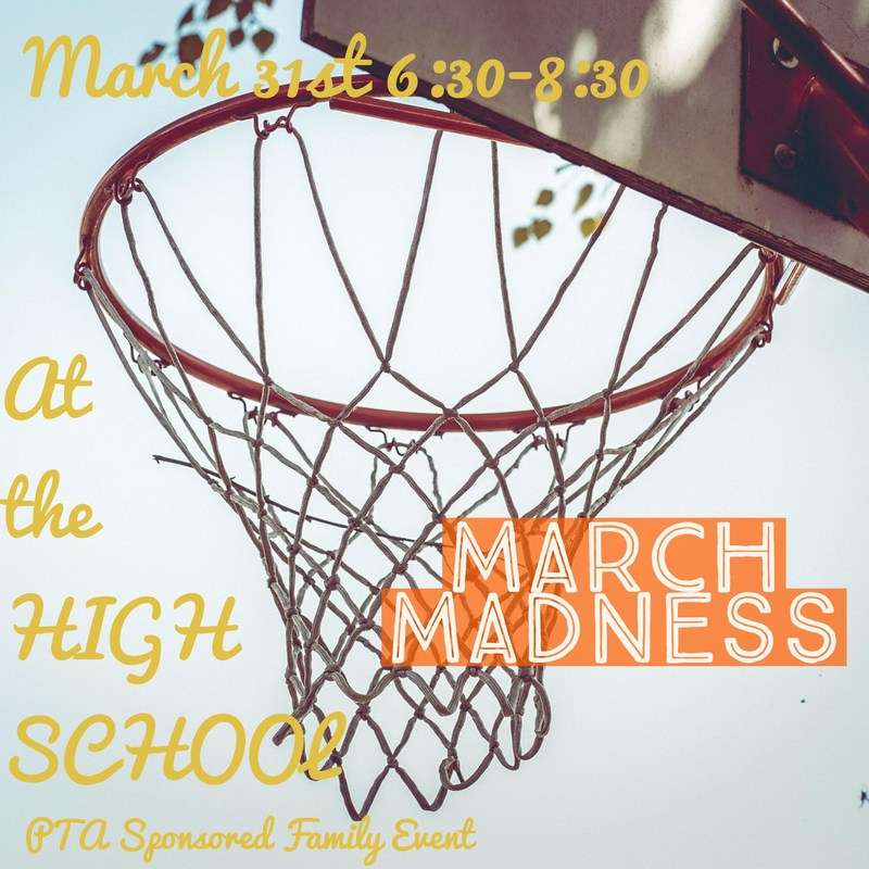 VAES March Madness at the High School Thumbnail Image