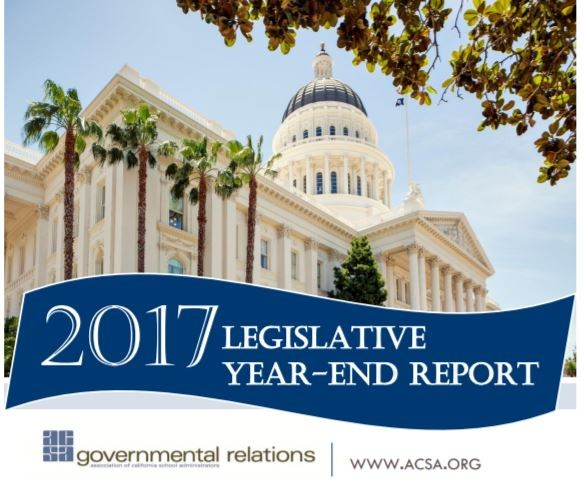 Check out ACSA's 2017 Year-End Report Thumbnail Image