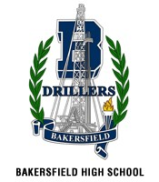 Bakersfield High School Logo
