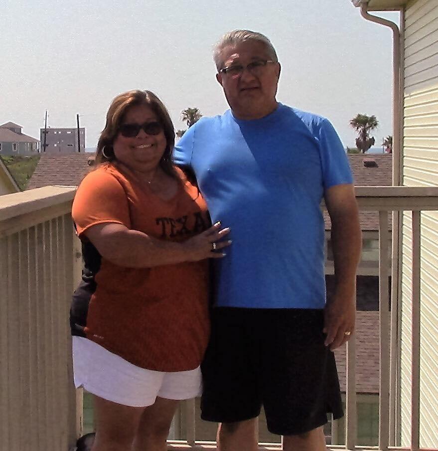 Mr. and Mrs. Sanchez