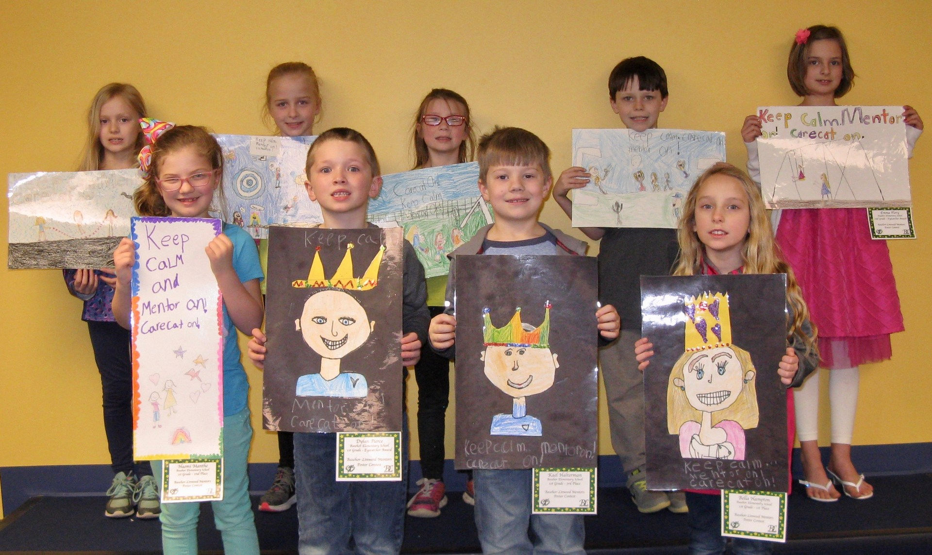 BES Poster Winners