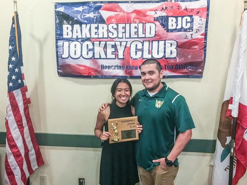 Congratulations Claire Naz & Coach ValVerde Thumbnail Image