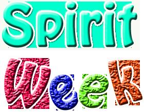 Spirit Week, April 24-28! Thumbnail Image