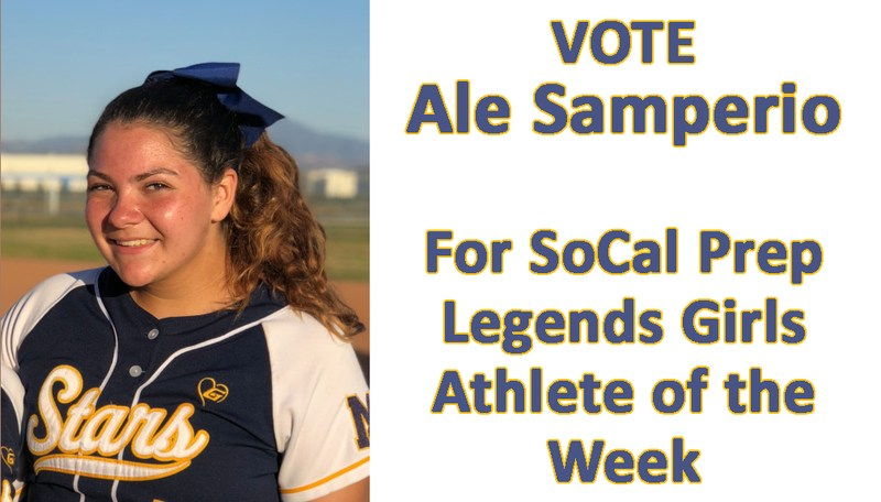 Vote Ale Samperio Featured Photo