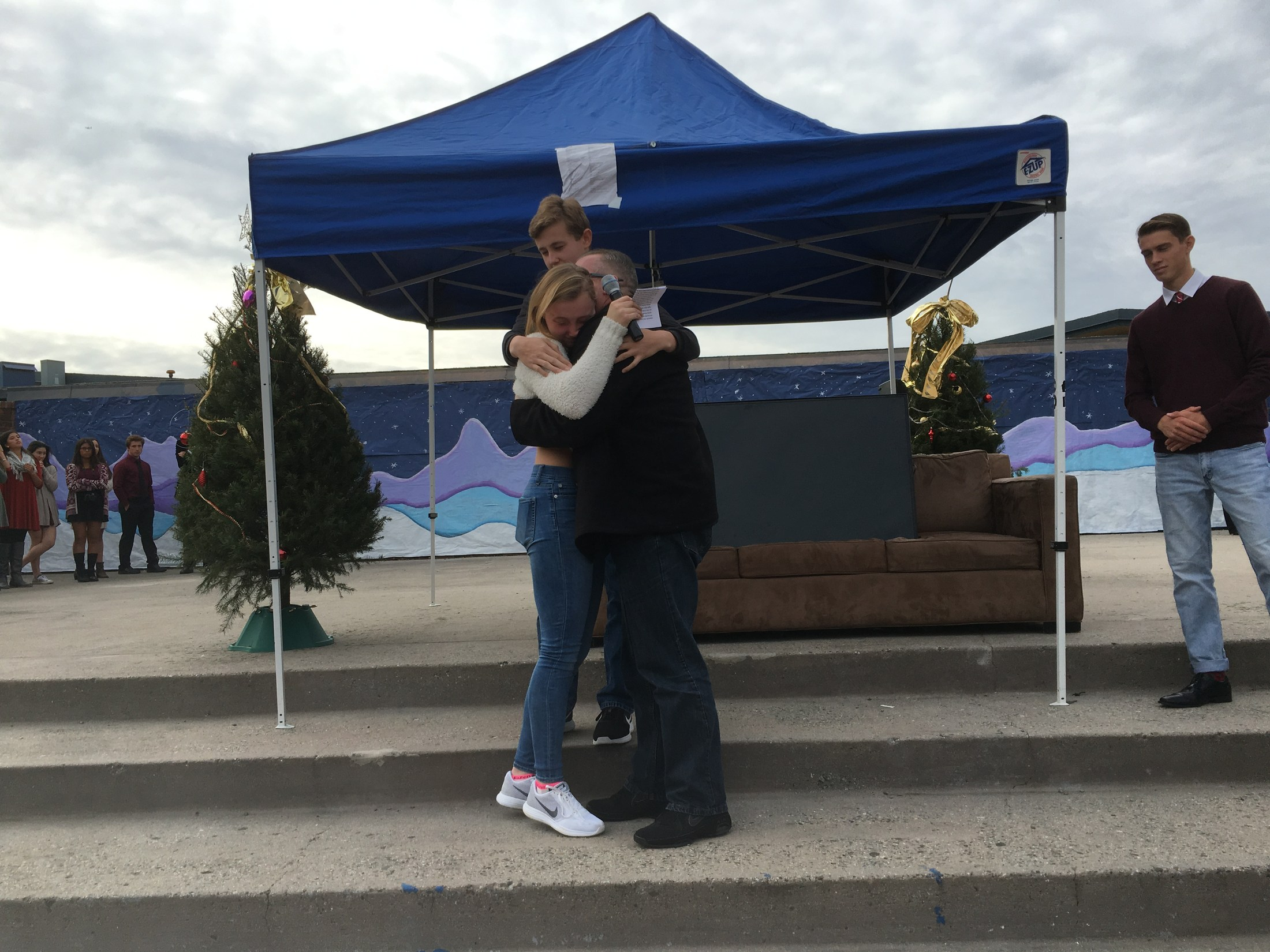 Branham Community Spreads Goodness & Love with Winter Wishes