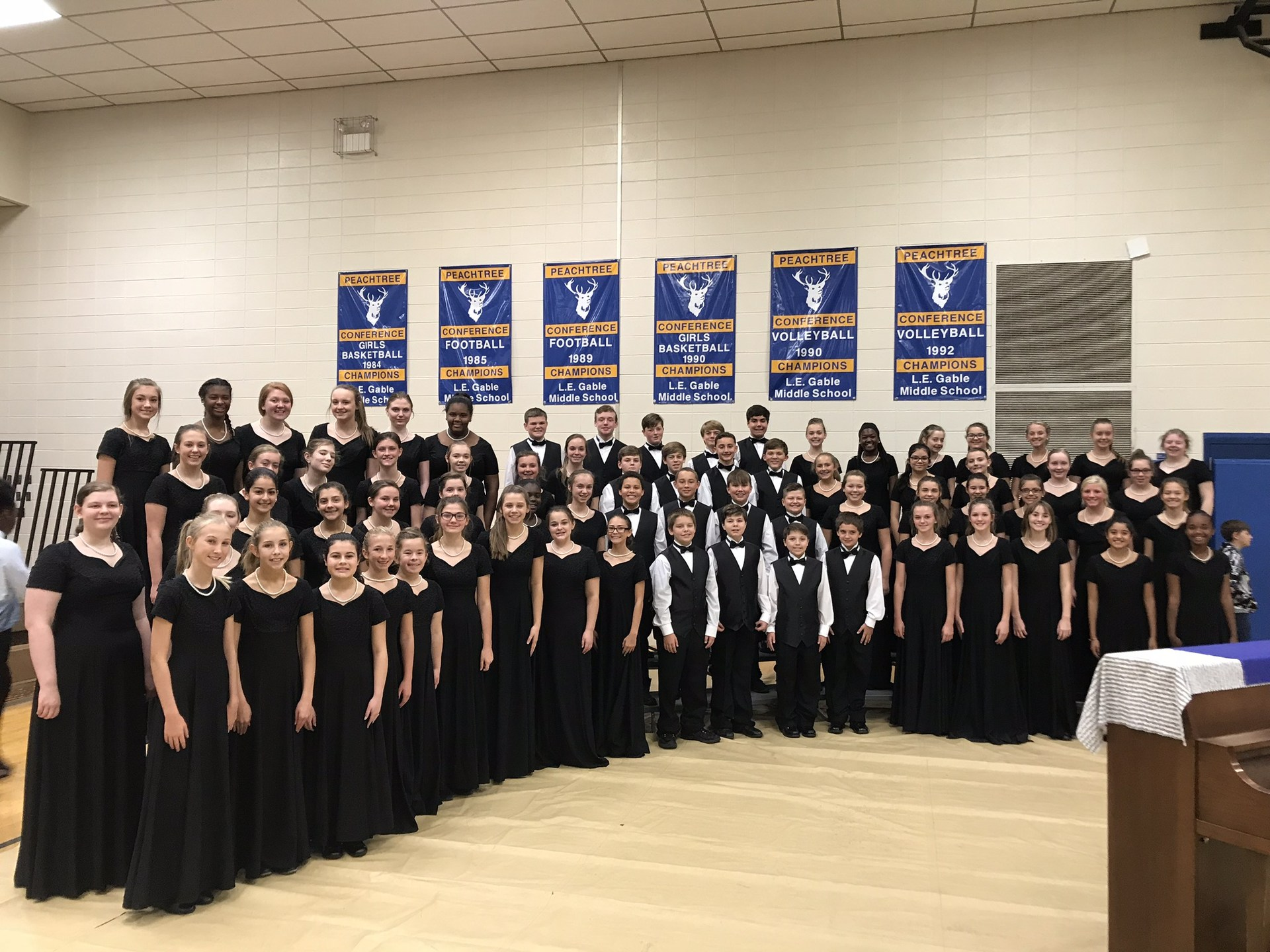 Gable Middle School Chorus
