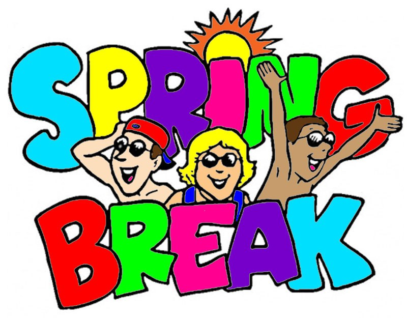 Early Release & Spring Break Thumbnail Image