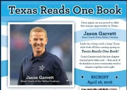 Texas Reads One Featured Photo