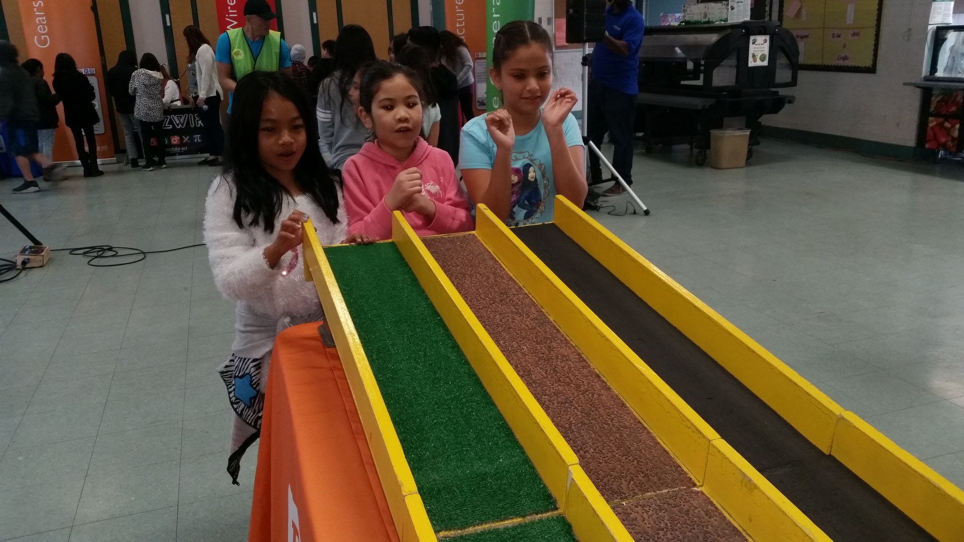 Friction Races