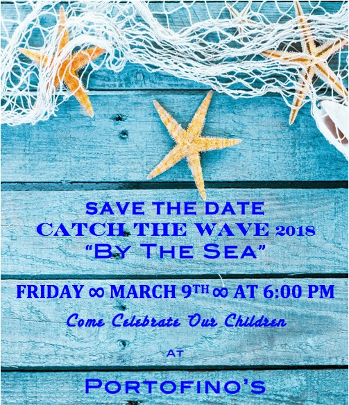 Save the date for Catch the Wave 2018 -