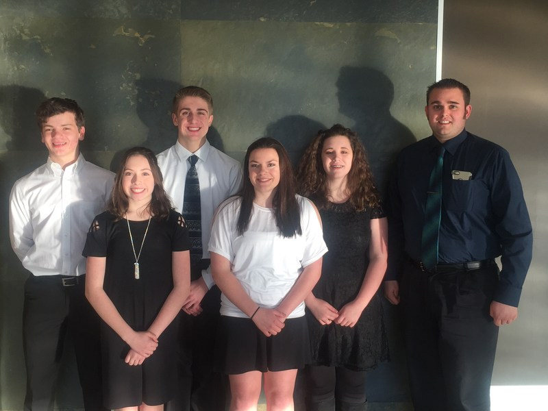 Riverside Students Participate in Junior High District Band Festival Featured Photo