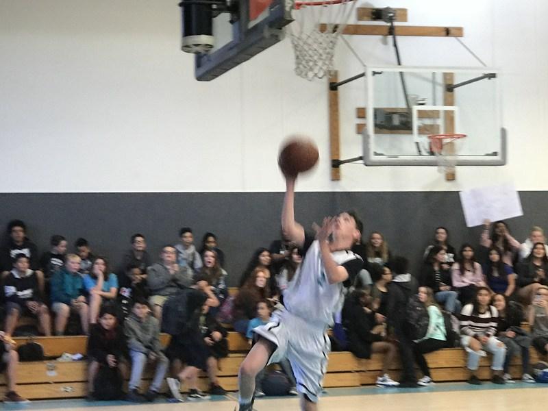 Boys Basketball vs North Mountain