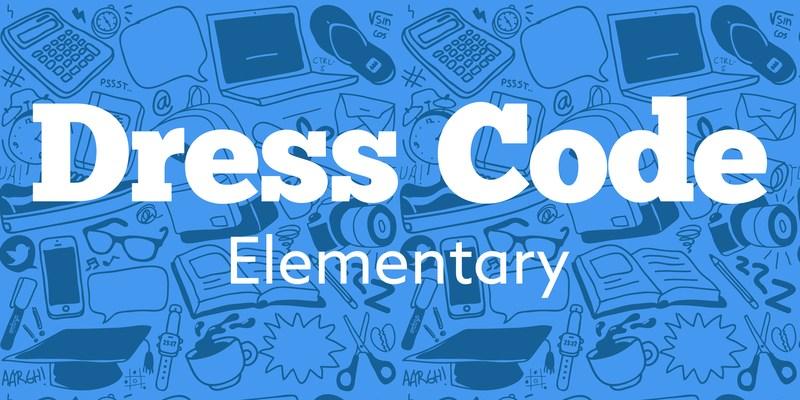 VISD Elementary Dress Code Thumbnail Image