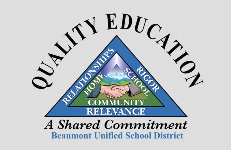 Beaumont USD District Logo