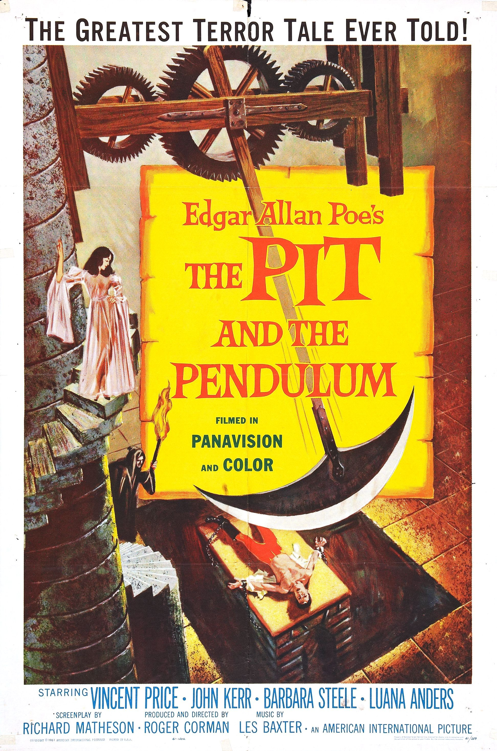 cleburne high school now reading the pit and the pendulum by edgar allan poe we will be taking advantage of students seasonal interest in the genre of horror by studying