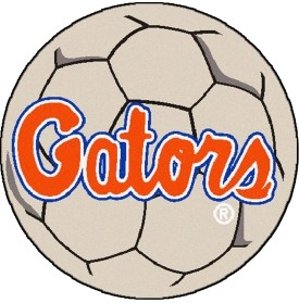 Gators Soccer Ball Image