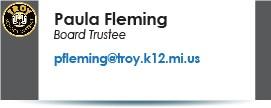 Paula Fleming, Board Trustee