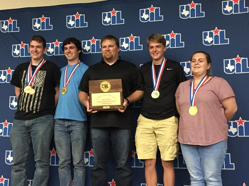 BHS Current Issues and Event Team Wins State! Thumbnail Image