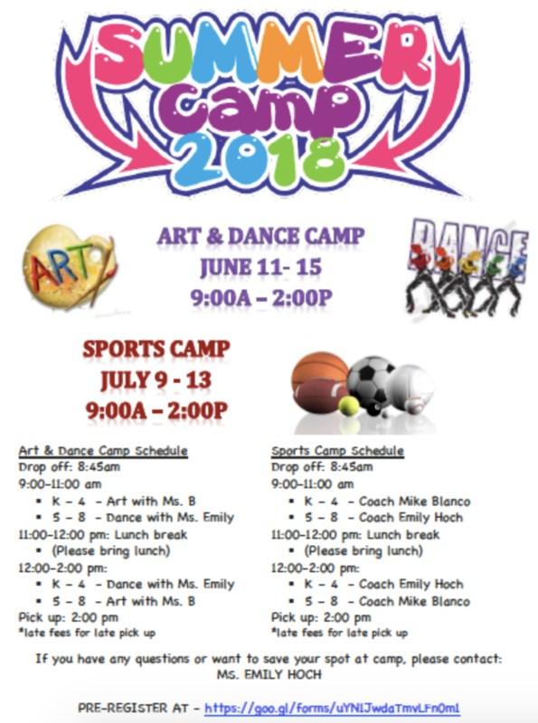 Summer Camps at Doral! Thumbnail Image