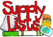 Click here for 2017-2018 supply lists.