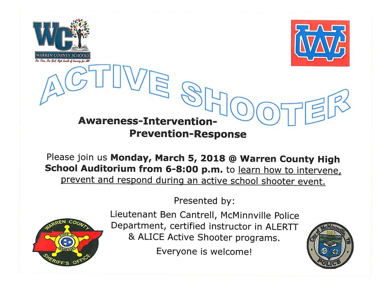 Active Shooter Awareness Thumbnail Image