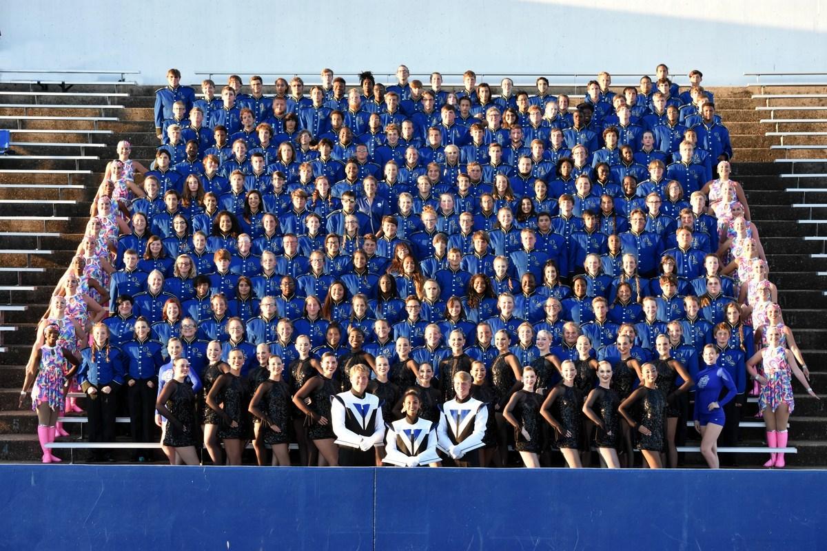 blue grey pride photo
