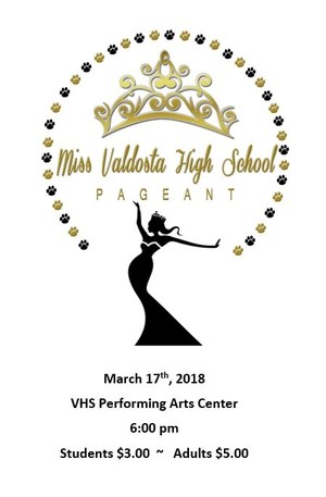 Miss VHS Pageant