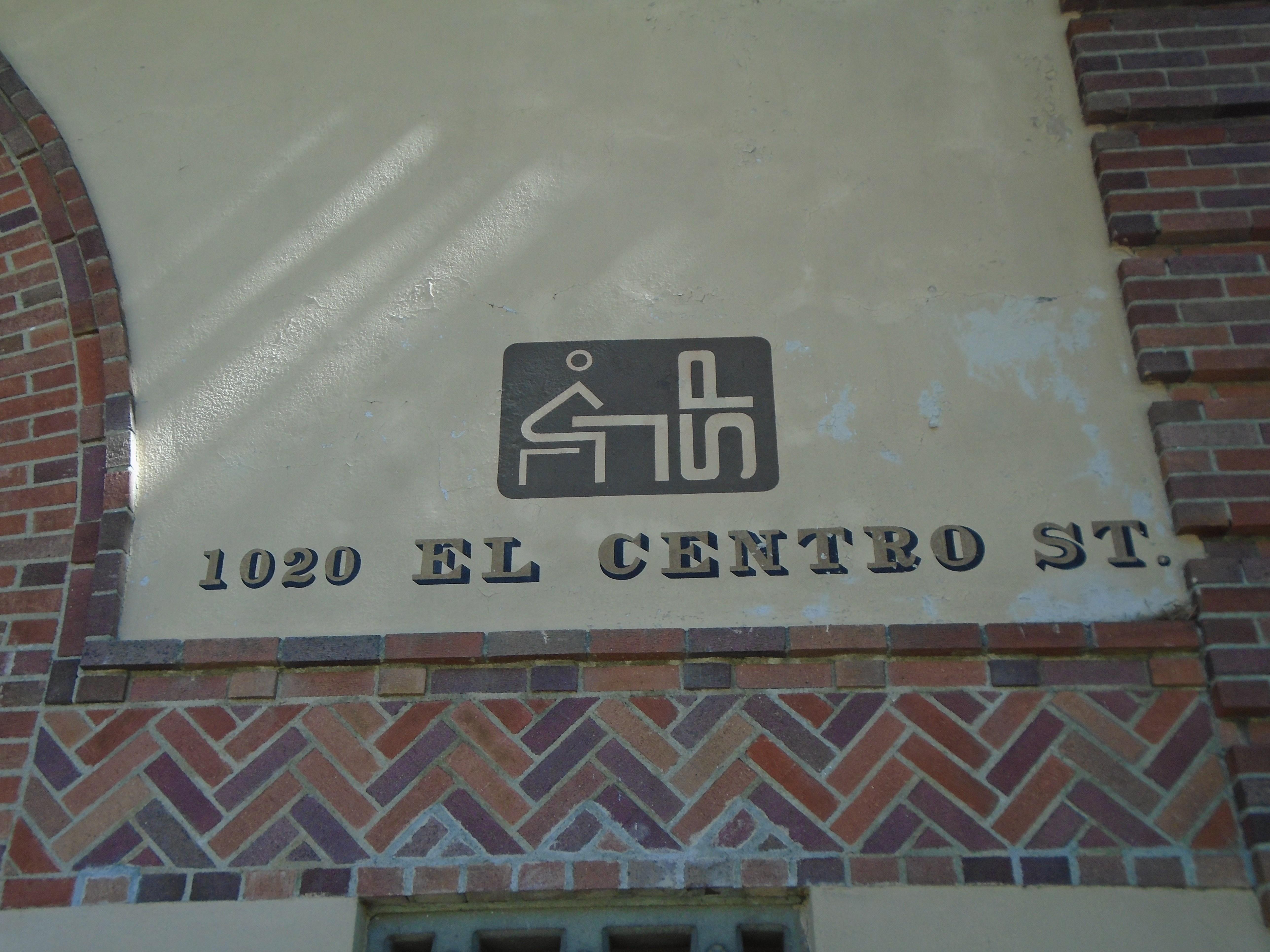 1020 El Centro Street