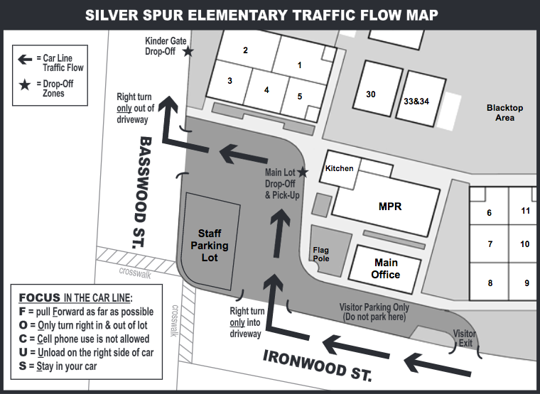 Traffic Flow Map and Guidelines Thumbnail Image