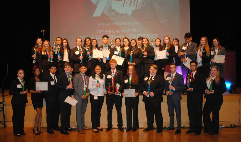 2017 Ohio-FBLA State Leadership Conference Results Thumbnail Image