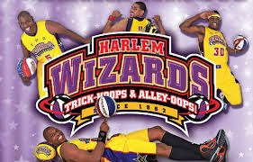 Photo of the Harlem Wizards Basketball Team