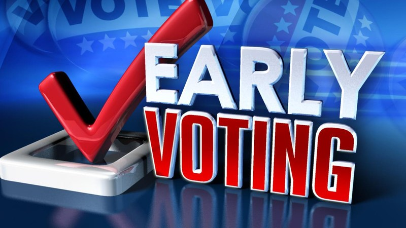 Early Voting Begins Thumbnail Image