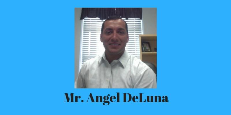 BTE Welcomes Interim Principal DeLuna Thumbnail Image