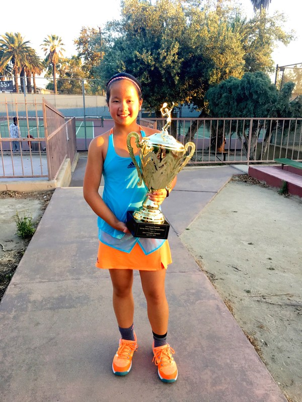 SWSD Student Holds 50 Tennis Championship Titles Featured Photo