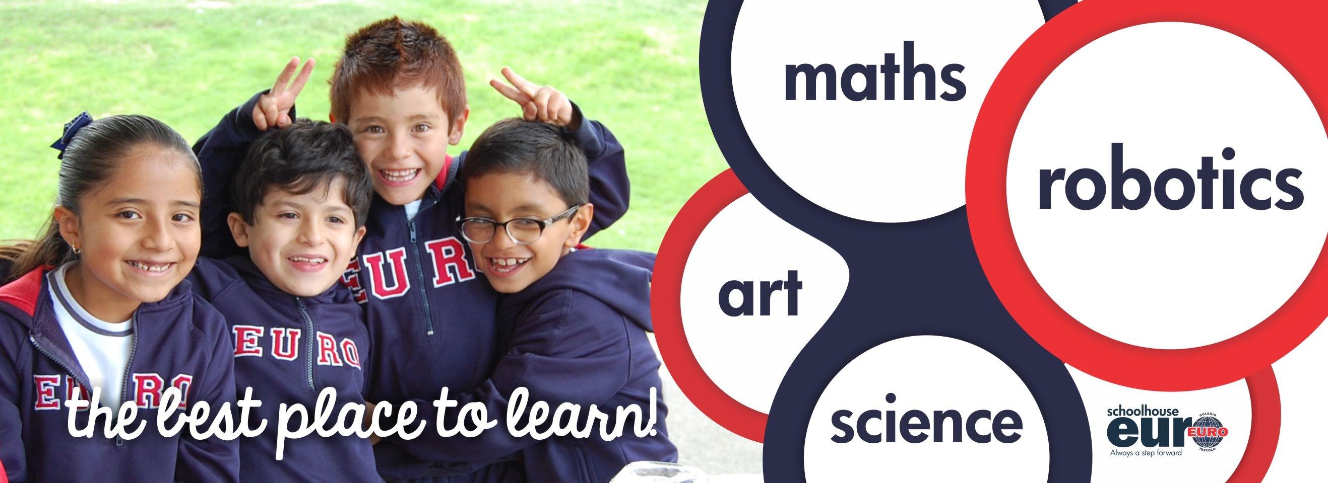 Matemáticas, robótica, arte y ciencia