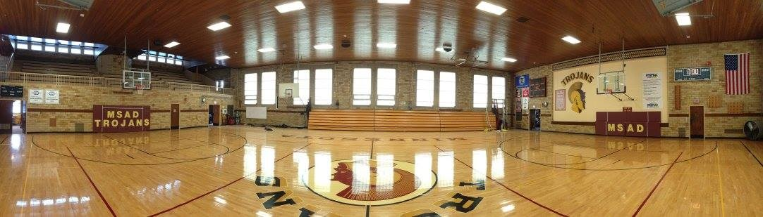 Image of MSAD's Gym.