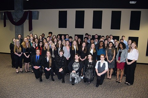 CHS FBLA CLUB ONCE AGAIN HAD A GREAT REGIONAL WINTER CONFERENCE Thumbnail Image