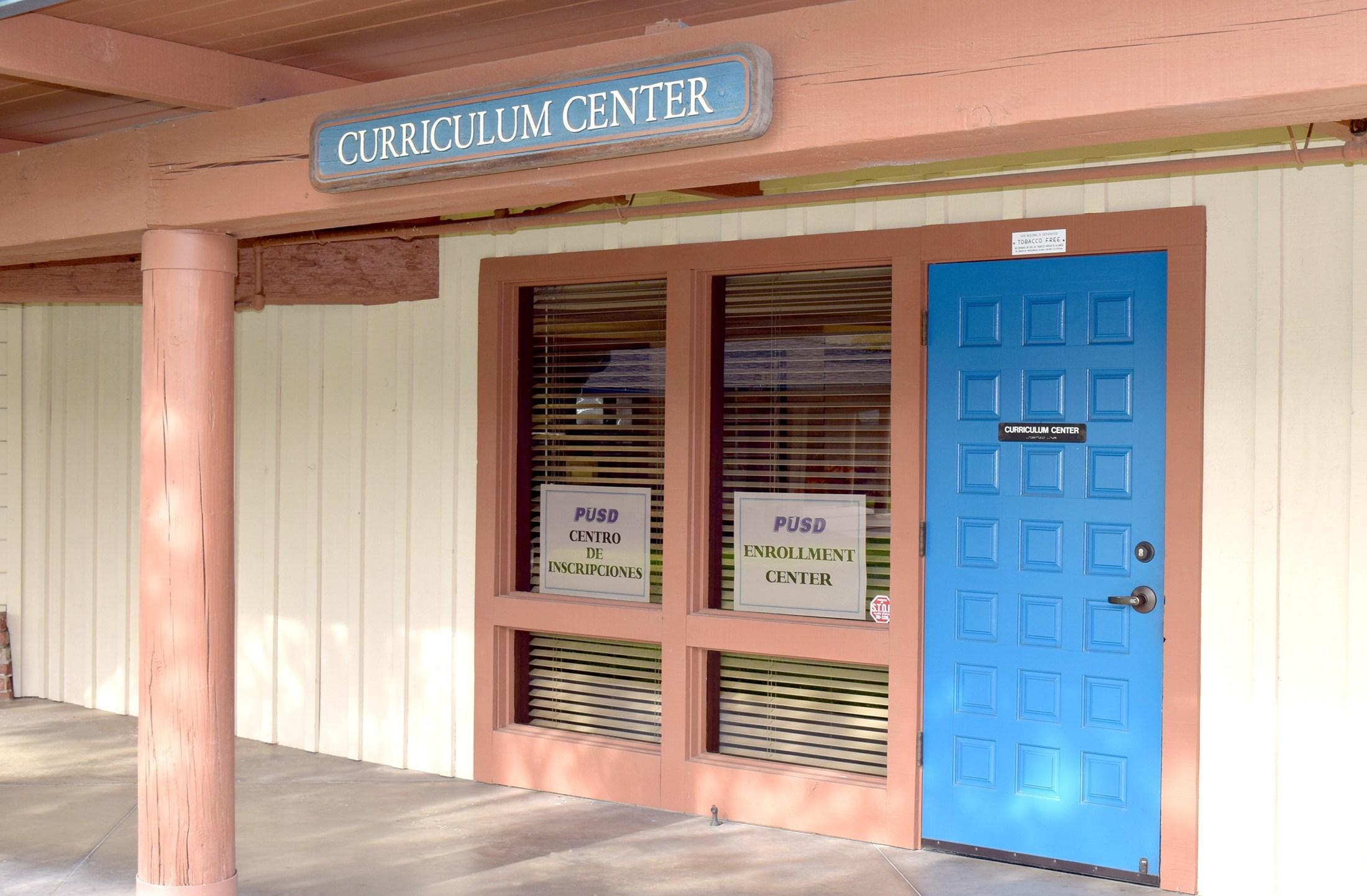 PUSD Enrollment Center