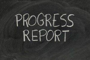 Progress Reports Featured Photo