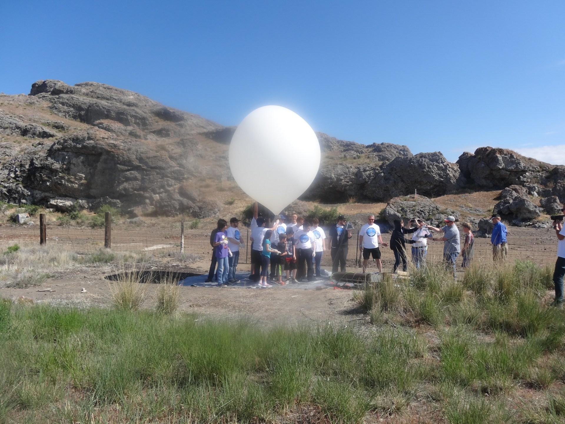 Balloon Prep