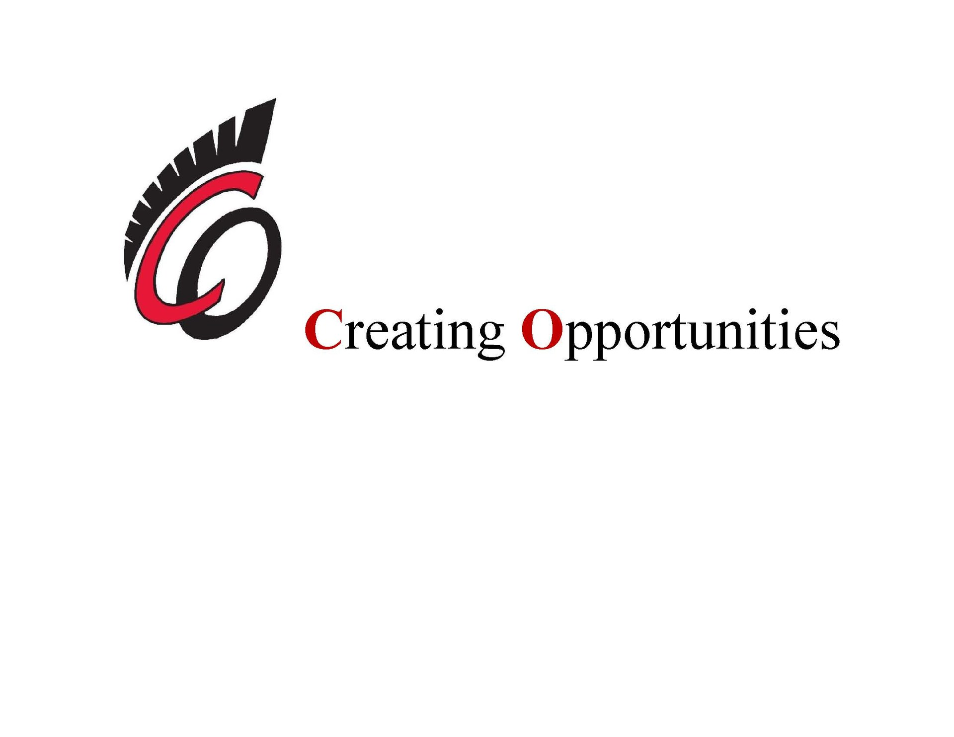 Creating Opportunities Logo
