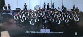 Photo of the Baker High School Symphonic Band at the 2017 District IV Music Festival